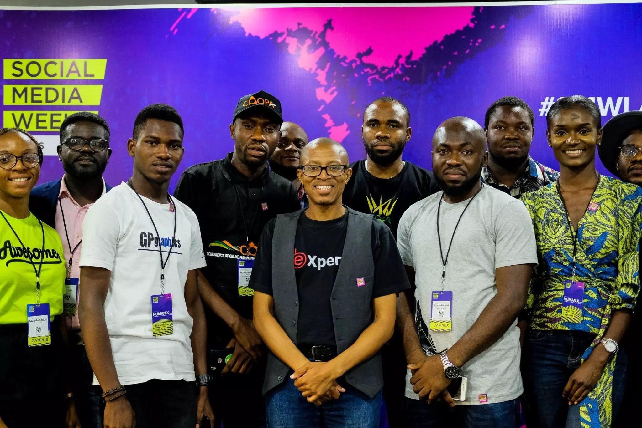 Bra Willy Seyama   eNitiate   SMW Lagos 2020   Digital Marketing Skills in Africa Audit   Masterclass