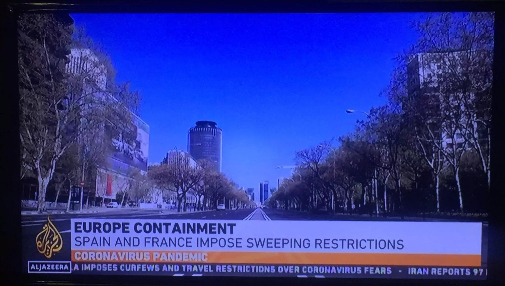 eNitiate | Aljazeera | Coronavirus | 15 Mar 2020 -1