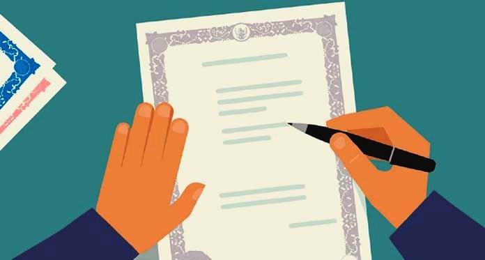 7 Contoh Surat Kuasa Beserta Ciri Penjelasan Dan Cara Membuat