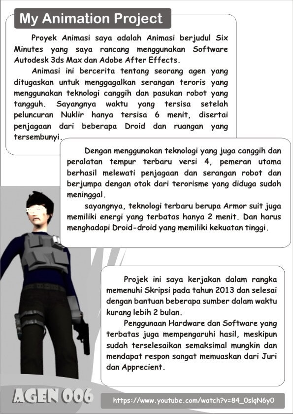 Contoh Portofolio Bahasa Indonesia Sma