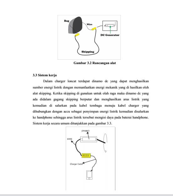 contoh metode penelitian