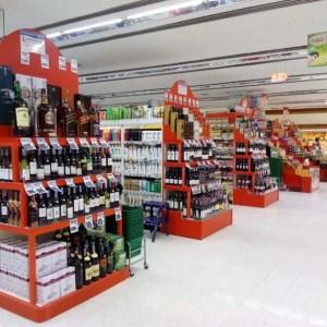 【パタヤ】「Foodland Supermarket」フードランドスーパーとマックスバリュー・フードコート訪問