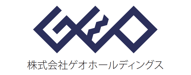 ゲオホールディングス-会社ロゴ