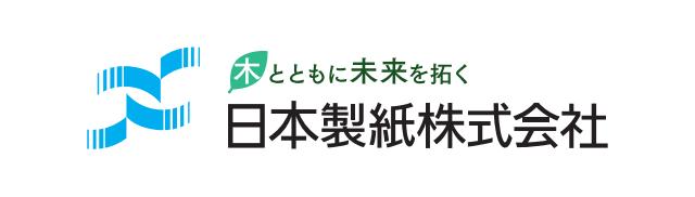 日本製紙-会社ロゴ