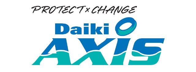 ダイキアクシス-会社ロゴ