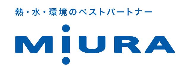 三浦工業-会社ロゴ