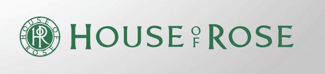 ハウス オブ ローゼ-会社ロゴ