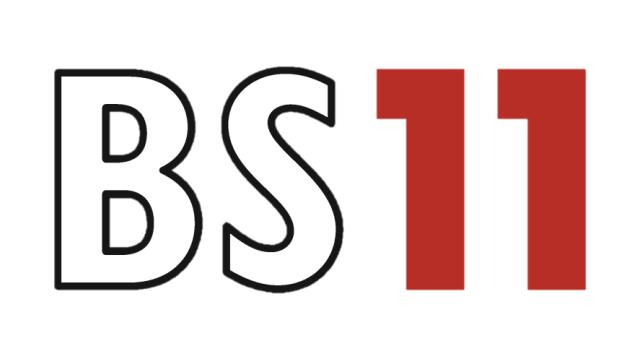 日本BS放送のロゴマーク