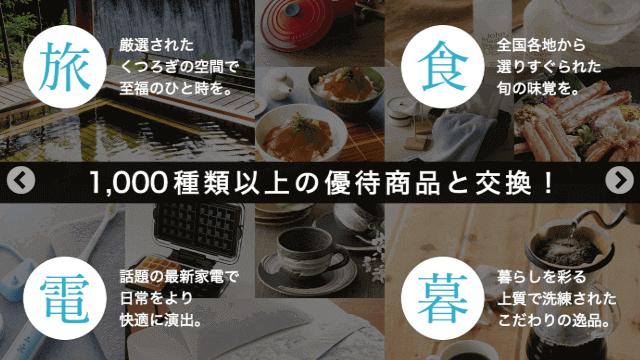 JPホールディングスの株主優待「プレミアム優待倶楽部」