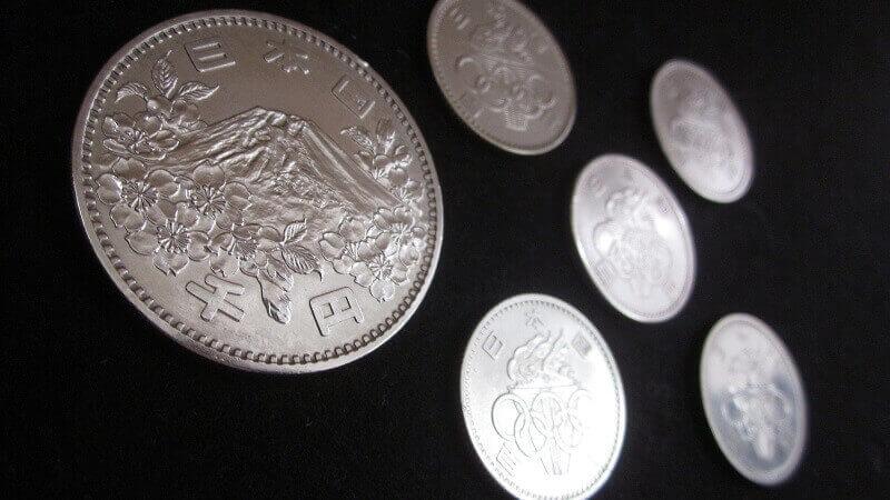 輝きを取り戻した「1964 東京オリンピック記念硬貨」
