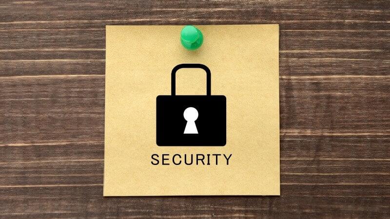 セキュリティーのイメージ「鍵」