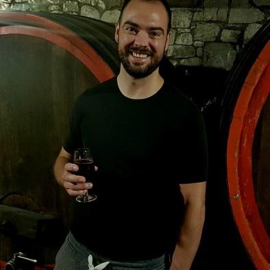 Vinski izlet Slovenija