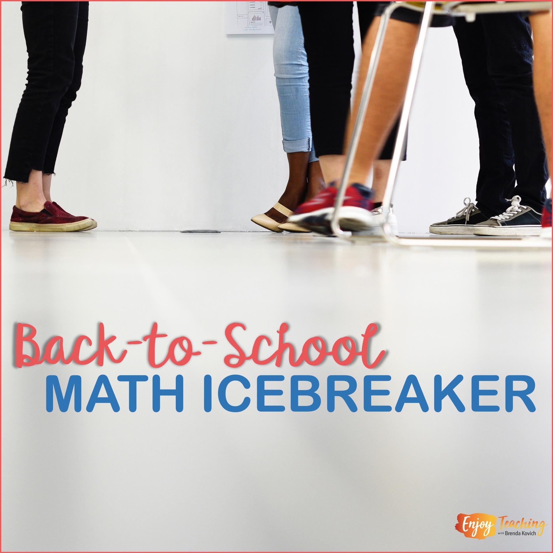 How To Make Back To School Math Fun