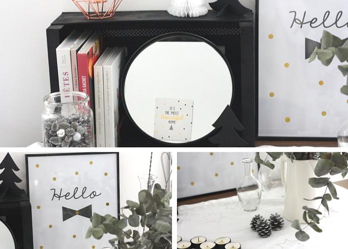 My Wonderwall by Marie - Ma décoration de Noël