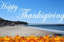 Thanksgiving 2012 in Avila Beach