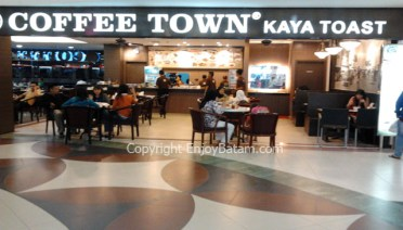 Coffee Town Kaya Toast Panbil Mall Batam