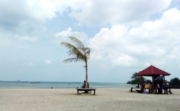 View Vio Vio Beach Batam