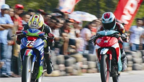 Event Open Road Race 2016 Batam