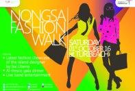 Nongsa Fashion Walk 2016