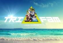 Trifam Sprint Triathlon 2016 in Turi Beach Resort