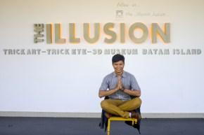 The Illusion Batam Flying Chair