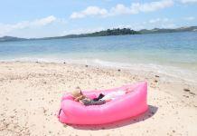 Labun Island Resort Beach