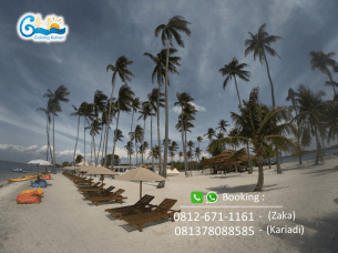 Adventure Ranoh Island Newly Opened Beach Attraction In