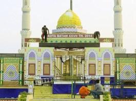 Astaqa MTQ Nasional Kota Batam 2014