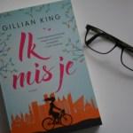 Boek   Ik mis je – Gillian King
