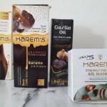 Harem's verzorgingsproducten testen | Elithair