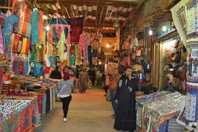 Enjoy Egypt Tours, Luxor shopping tours