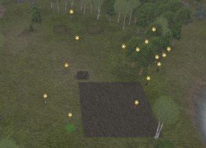 Banished-ウロウロする村人