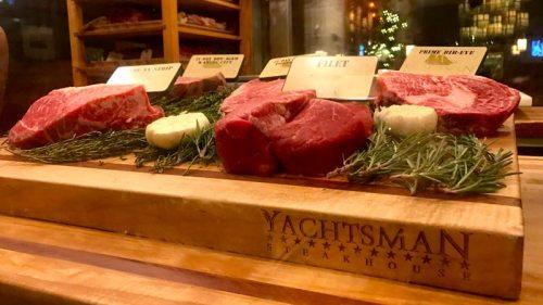 Yachtsman Steakhouse Disney Date Night