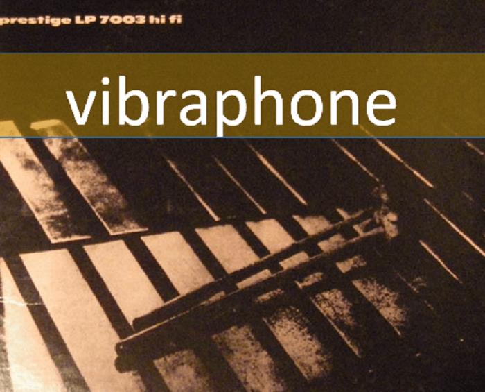 ジャズのバイブラフォン(ビブラフォン、ヴァイブラフォーン)奏者6人:ミルト・ジャクソンを中心に