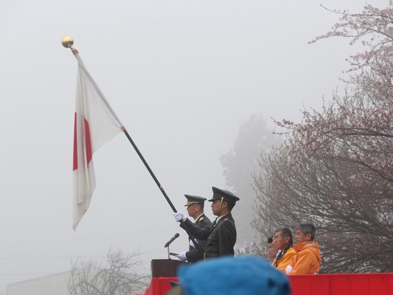 駒門駐屯地創立56周年 駐屯地司令 祝辞