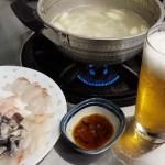鯛づくしレシピ:鯛しゃぶしゃぶ&鯛茶漬け。締めはおじやで万歳!!