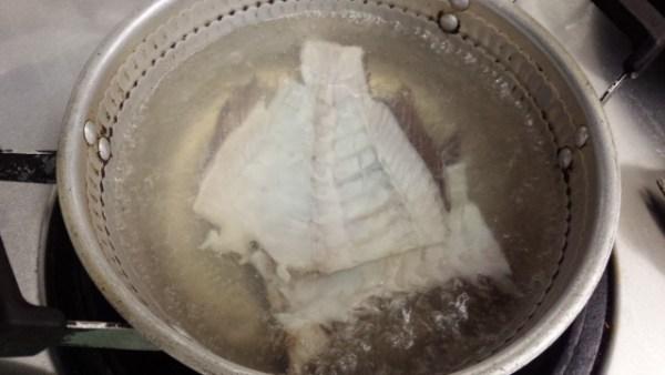 鯛づくし あら汁 作り方 霜降り しっぽ