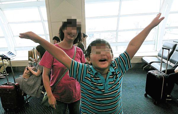 【2018.06-大阪】法要で大きな地震の後に大阪へ!電車・モノレール・飛行機・新幹線と様々な乗り物に乗れてリフレッシュになったかな?