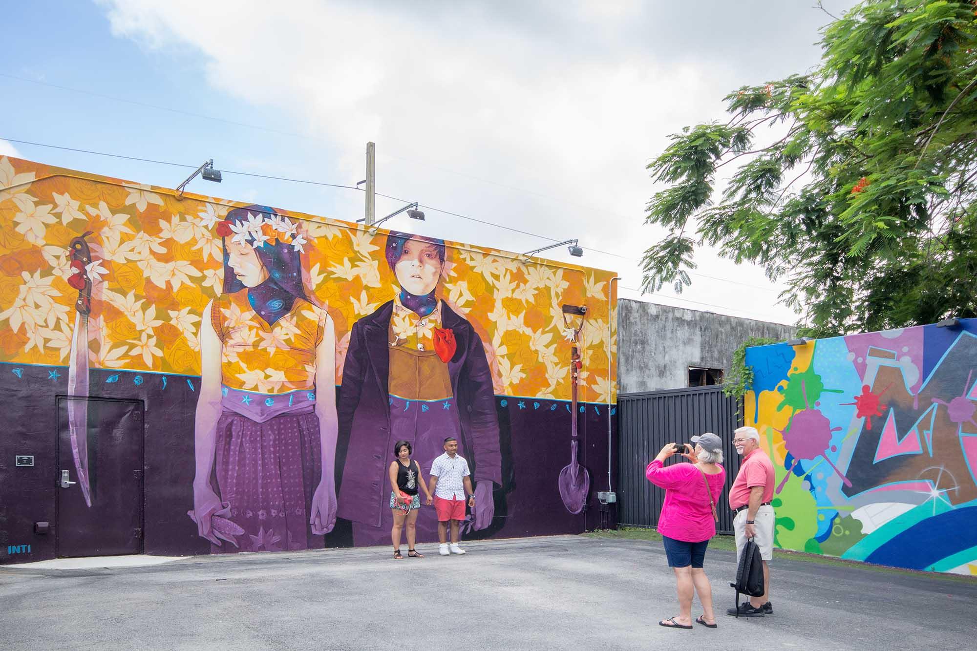 Citi Bike Miami >> Wynwood - Wynwood art walk - ENJOY MIAMI BEACH