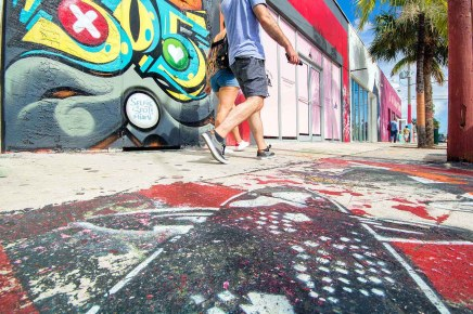 Wynwood Art Walls Miami