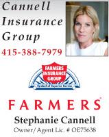 Stephanie Cannel, Farmers Insurance
