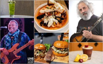 With the One-Two Punch of a Loaded Live Music Lineup and the New Rock & Rye Restaurant, the Sweetwater Music Hall Is Back