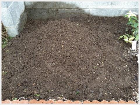 堆肥作り成功