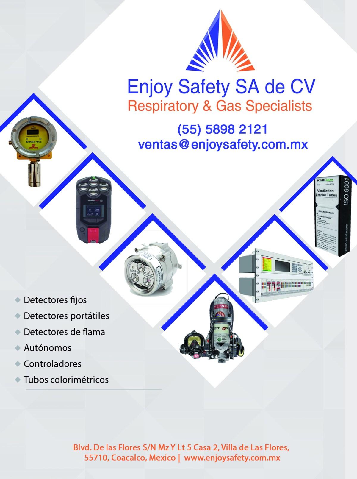 Brochure Enjoy Safety