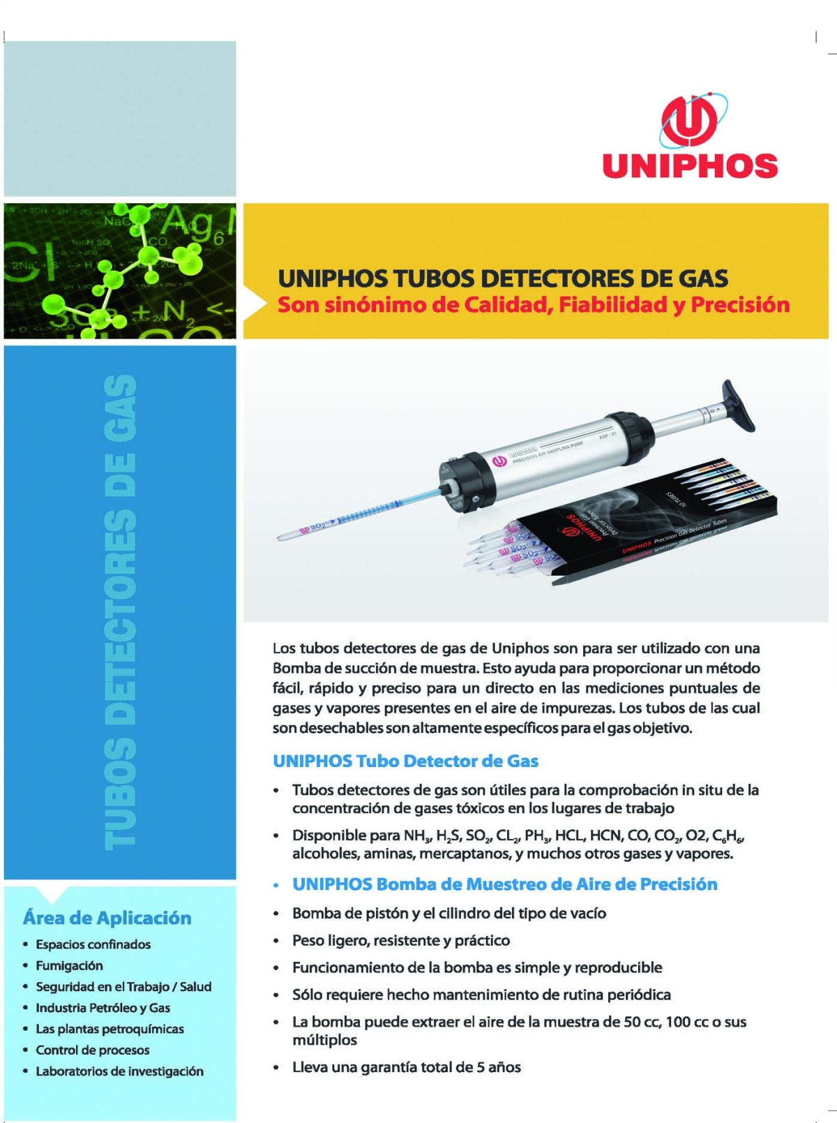 Uniphos-Gas-Detector-Tubes_Spanish