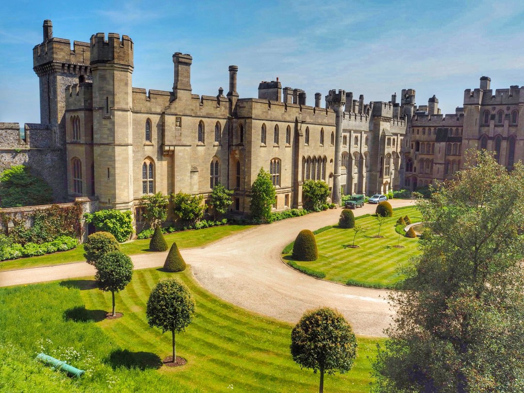 Arundel Castle, West Sussex - Enjoy the Adventure travel blog
