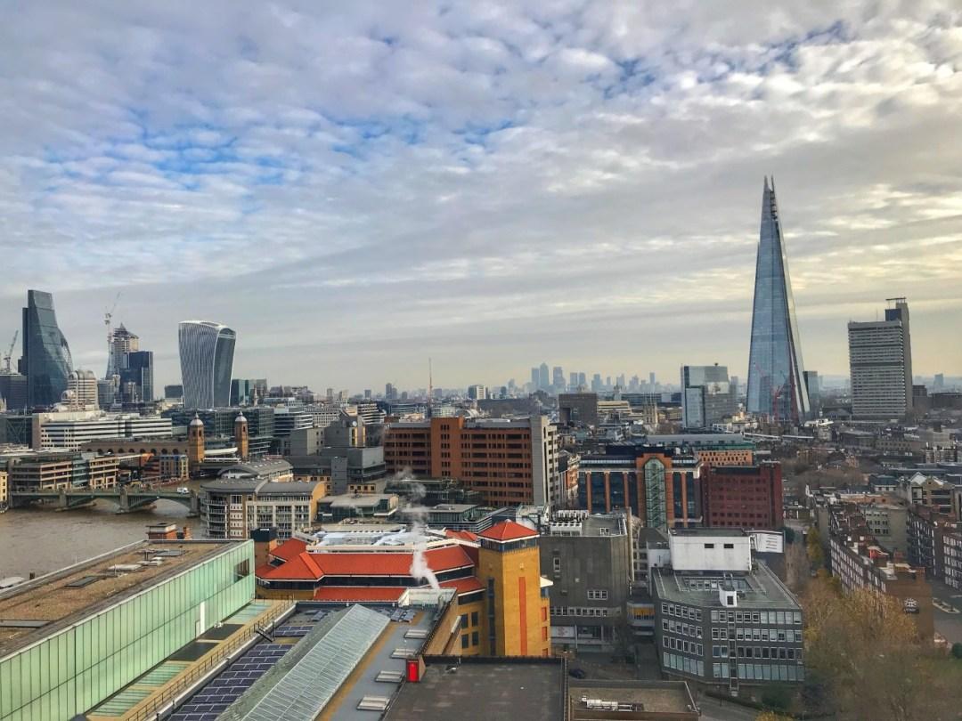 South Bank - Oxo Tower Wharf - The Tate