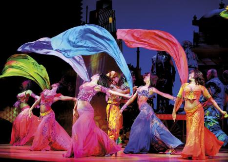 Theatre tickets UK - Aladdin Musical