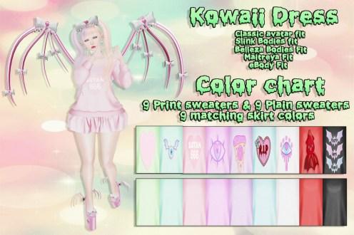 + Kawaii Whore + Kowaii Dress