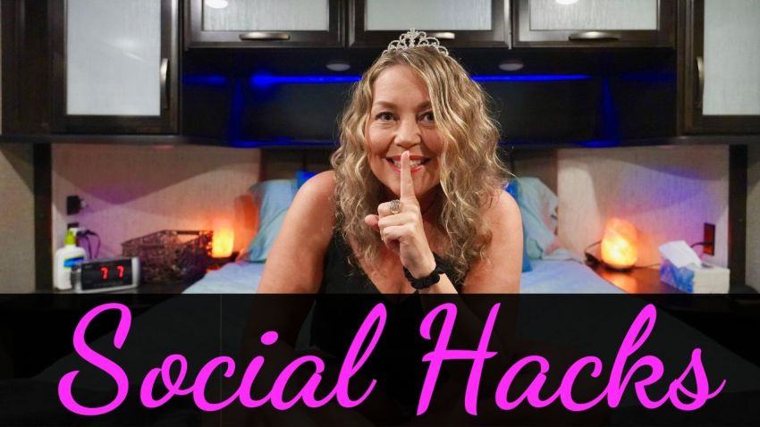 SOCIAL TIPS RV LIVING